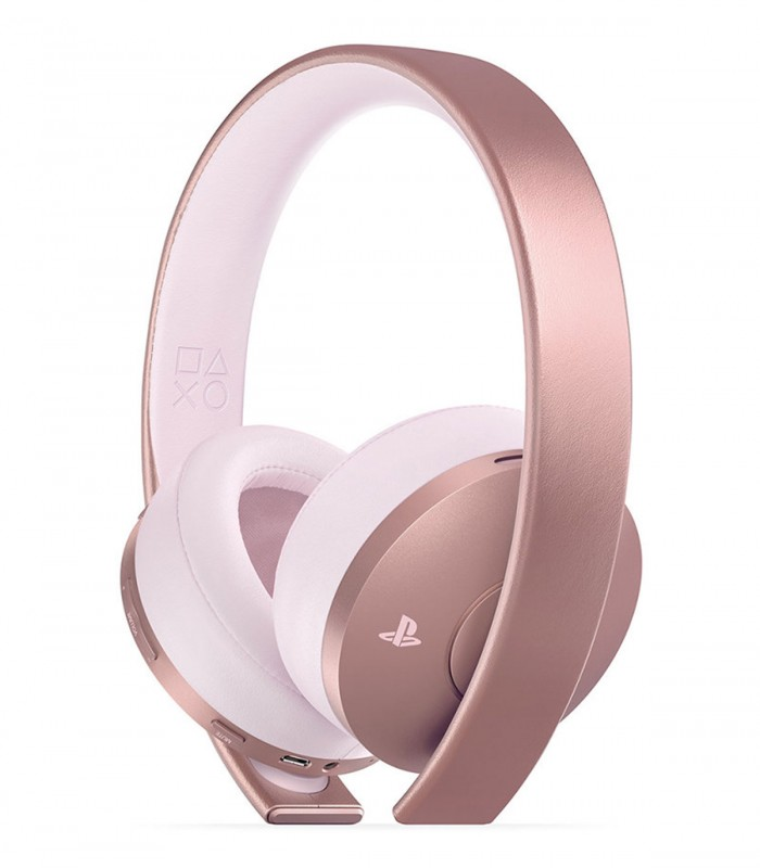Ps4 Wireless Headset New Series Rose Gold