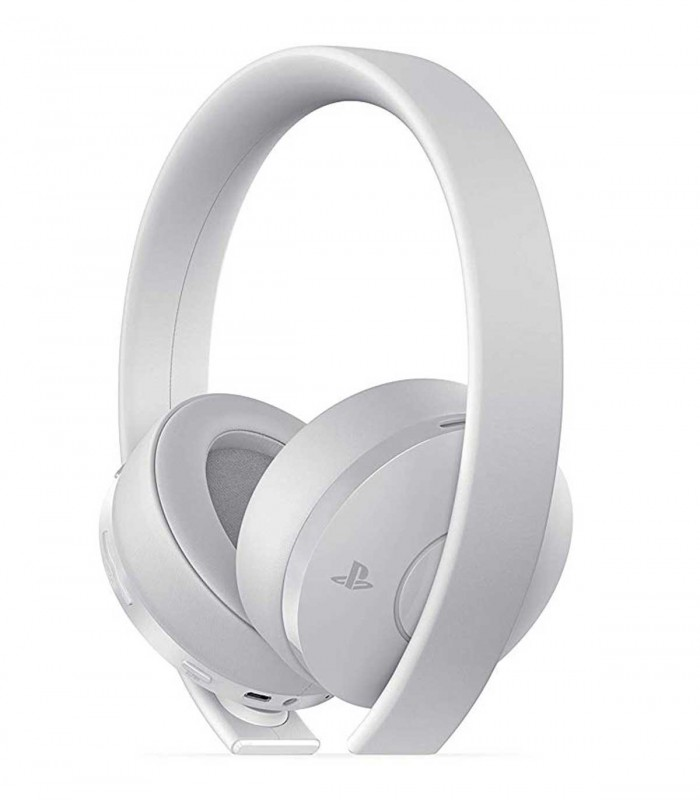 Sony Gold Wireless Stereo Headset New Series White